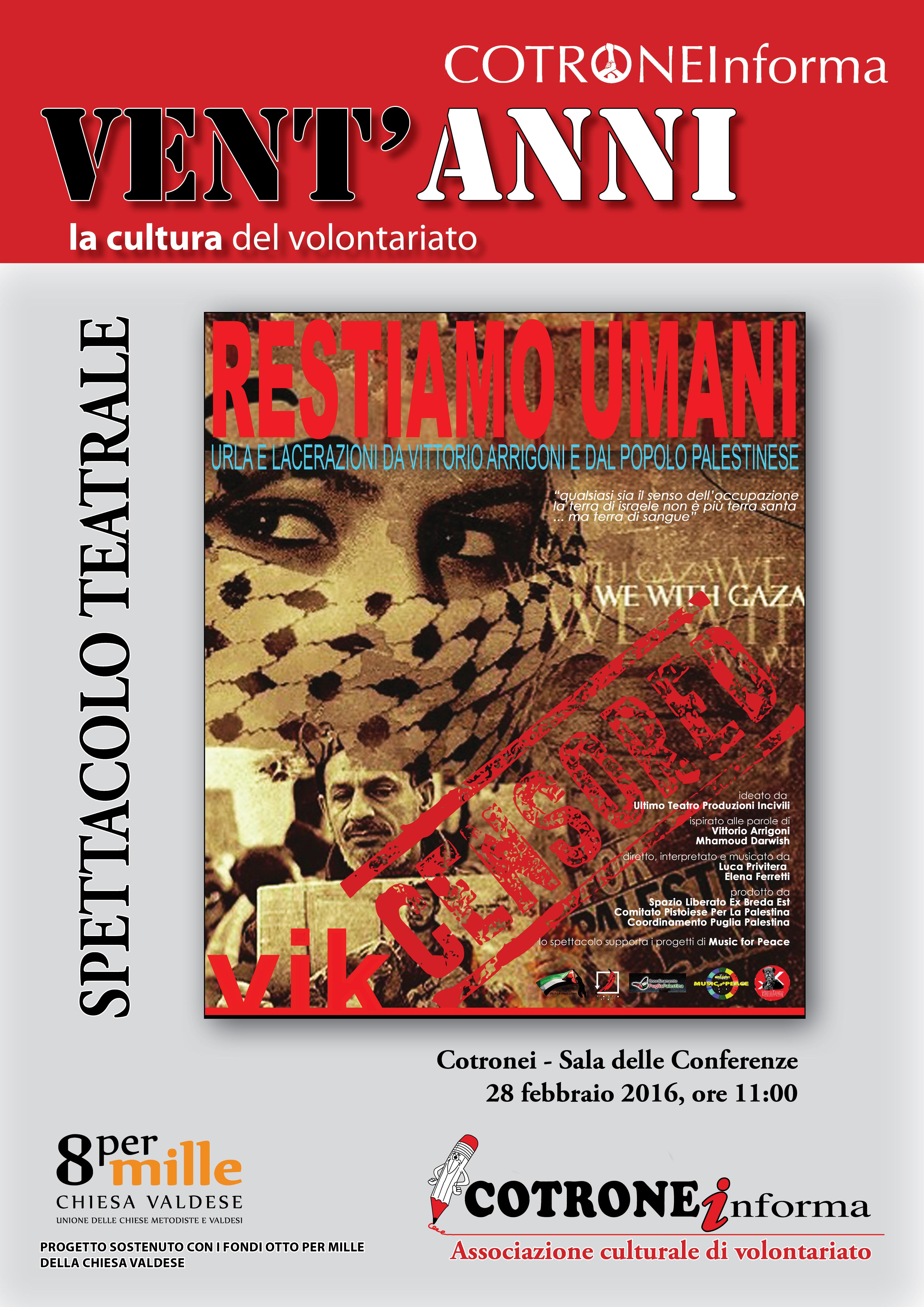 Locandina concerto Carmine Torchia